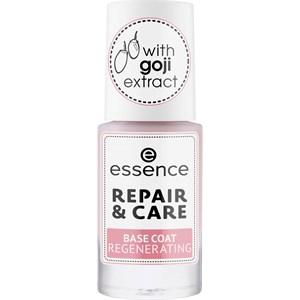 Essence - Nail Polish - Repair & Care Base Coat Regenerating