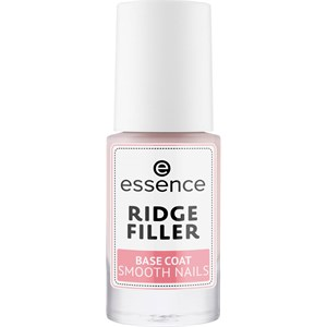 Essence - Nail Polish - Ridge Filler Base Coat Smooth Nails