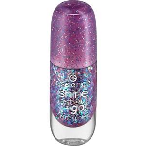 Essence - Nail Polish - Shine Last & Go! Gel Nail Polish