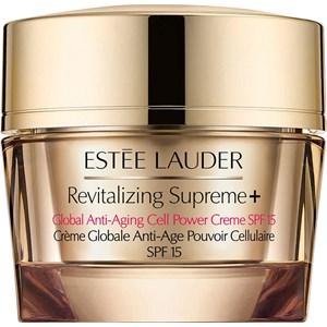 Estée Lauder - Ansiktsvård - Revitalizing Supreme+ Global Anti-Aging Creme SPF 15