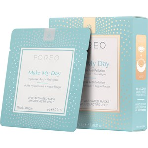 Foreo - Rengöringsprodukter - UFO Activated Mask UFO Mask Make My Day x7