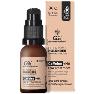 GG's True Organics - Eye care - Caffeine + HA Eye Treatment