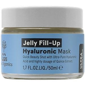 GG's True Organics - Masks - Jelly Fill-Up Hyaluronic Mask