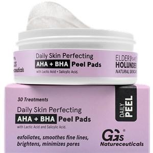 GG's True Organics - Cleansing - Daily Skin Perfecting AHA + BHA Peel Pads
