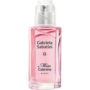 Gabriela Sabatini - Miss Gabriela Night - Eau de Toilette Spray