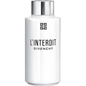 GIVENCHY - L'INTERDIT - Body Lotion