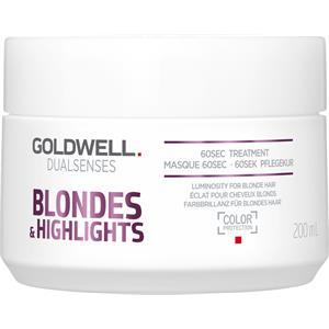 Goldwell - Blondes & Highlights - 60 Sec. Treatment