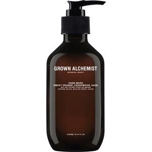 Grown Alchemist - Cleansing - Sweet Orange, Cedarwood & Sage Hand Wash