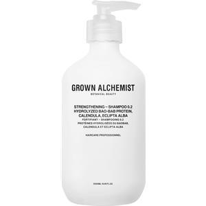 Grown Alchemist - Shampoo - Strengthening Shampoo 0.2