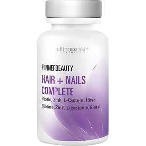 #Innerbeauty - Hair & Nails Beauty - Hair + Nails Complete