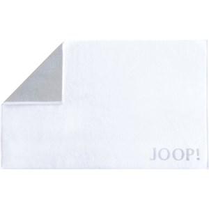JOOP! - Classic Doubleface - Badrumsmatta vit/Silver