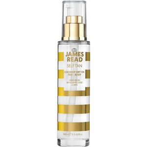 James Read - Self-tanners - Body Coconut Dry Oil Tan