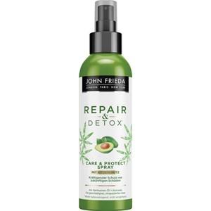 John Frieda - Repair & Detox - Care & Protect Spray