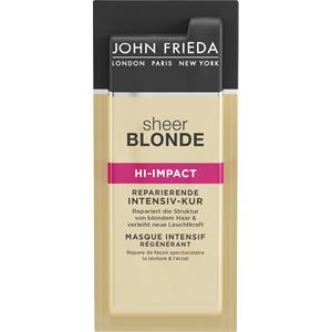 John Frieda - Sheer Blonde - Hi-Impact Reparerande intensivkur