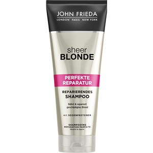 John Frieda - Sheer Blonde - Hi-Impact Reparerande Shampoo