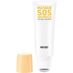 KENZO - INGEFÄRSBLOMMA - Regeneration - SOS Roll-on Mask