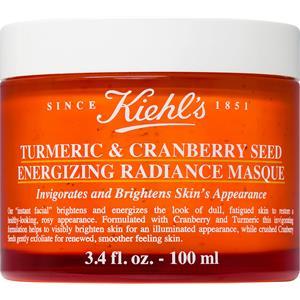 Kiehl's - Peeling & Masken - Turmeric & Cranberry Seed Energizing Radiance Masque