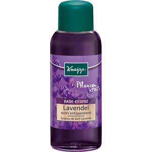 "Kneipp - Badoljor - Badessens ""Pflanzenkraft Lavendel"" Plantkraft lavendel"