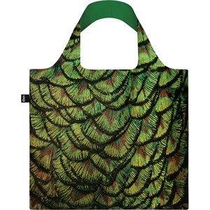 LOQI - Väskor - Väska National Geographic Indian Peafowl