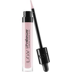 L.O.V - Läppar - Lip Volumizer Plumping Serum Gloss