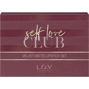 L.O.V - Läppar - Lipstick Set