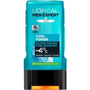 L'Oréal Paris Men Expert - Duschgeler - Cool Power Ice Effekt Duschgel