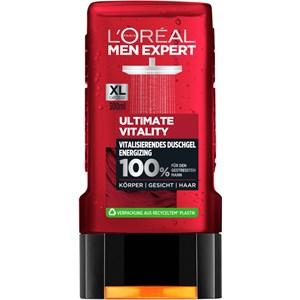 L'Oréal Paris Men Expert - Duschgeler - Ultimate Vitality Vitaliserande Shower Gel