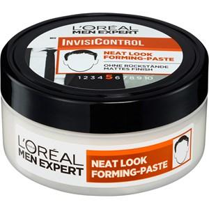 L'Oréal Paris Men Expert - Hårstyling - InvisiControl Neat Look Forming-Paste