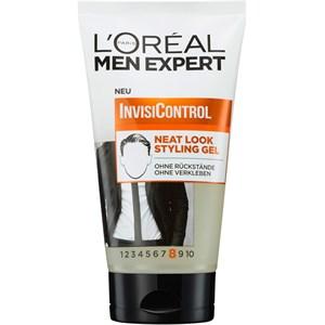 L'Oréal Paris Men Expert - Hårstyling - InvisiControl Neat Look Styling Gel