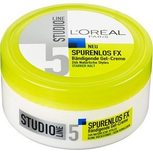 L'Oréal Paris Men Expert - Hårstyling - Osynlig FX stylingkräm