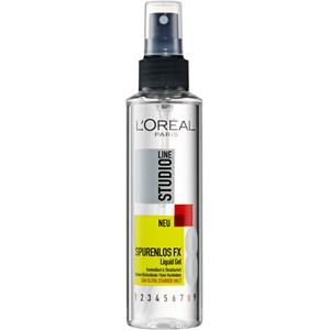 L'Oréal Paris Men Expert - Hårstyling - Osynlig FX Liquid Gel ultrastark stadga