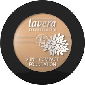 Lavera - Ansikte - 2in1 Compact Foundation