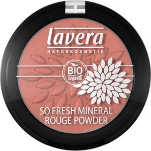 Lavera - Ansikte - So Fresh Mineral Rouge Powder