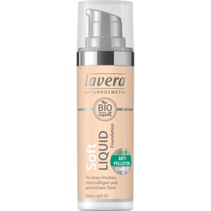 Lavera - Ansikte - Soft Liquid Foundation