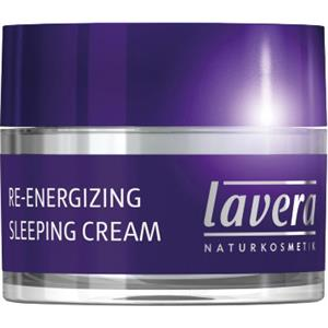 Lavera - Nattkrämer - Re-Energizing Sleeping Cream
