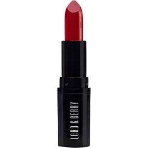 Lord & Berry - Läppar - Absolute Bright Satin Lipstick