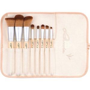 Luvia Cosmetics - Brush Set - Bamboo's Leaf Set