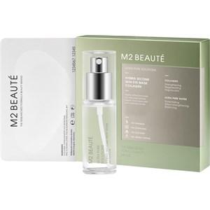 M2 BEAUTÉ - Ultra Pure Solutions - Hybrid Second Skin Eye Mask Collagen