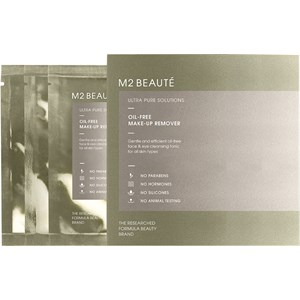 M2 BEAUTÉ - Ultra Pure Solutions - Oil-Free Eye Make-up Remover