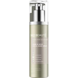 M2 BEAUTÉ - Ultra Pure Solutions - Pearl & Gold Nano Spray