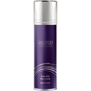 MSB Medical Spirit of Beauty - Finishing Care - Extra Rich Face Cream