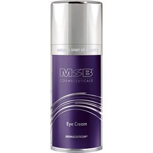 MSB Medical Spirit of Beauty - Finishing Care - Eye Cream