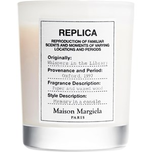 Maison Margiela - Replica - Whispers in Library Scented Candle