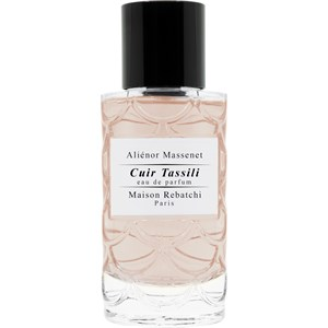 Maison Rebatchi - Cuir Tassili - Eau de Parfum Spray