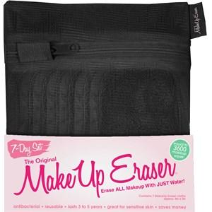 The Original Makeup Eraser - Facial Cleanser - Black 7-Day Set