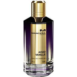 Mancera - Gold Label Collection - Aoud Vanille Eau de Parfum Spray
