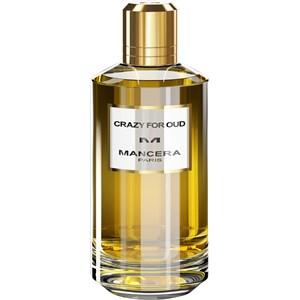 Mancera - Gold Label Collection - Crazy For Oud Eau de Parfum Spray