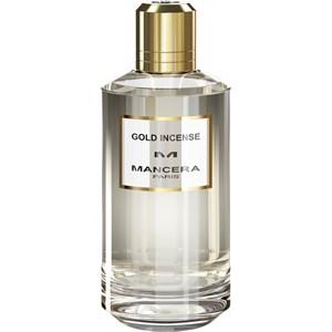 Mancera - Gold Label Collection - Gold Incense Eau de Parfum Spray