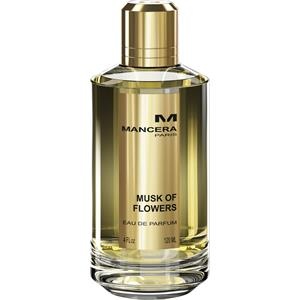 Mancera - Gold Label Collection - Musk of Flowers Eau de Parfum Spray
