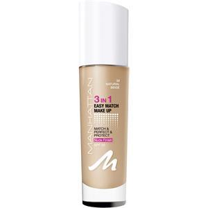 Manhattan - Ansikte - 3in1 Easy Match Make up